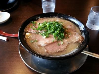 黒豚ラーメン・黒豚ブラザーズ 大橋店
